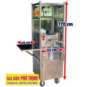 Xe Nước Mía Siêu Sạch Sài Gòn Phú Thịnh Bán Chạy Nhất 2021