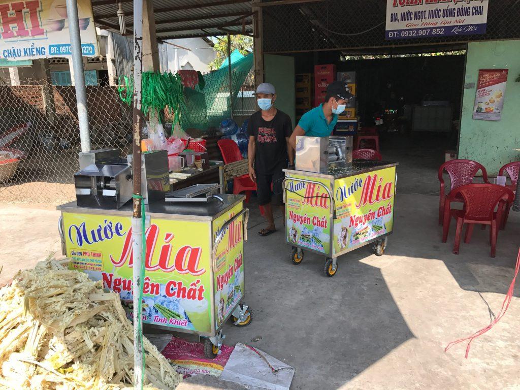 Xe nước mía Quận Tân Phú giá rẻ